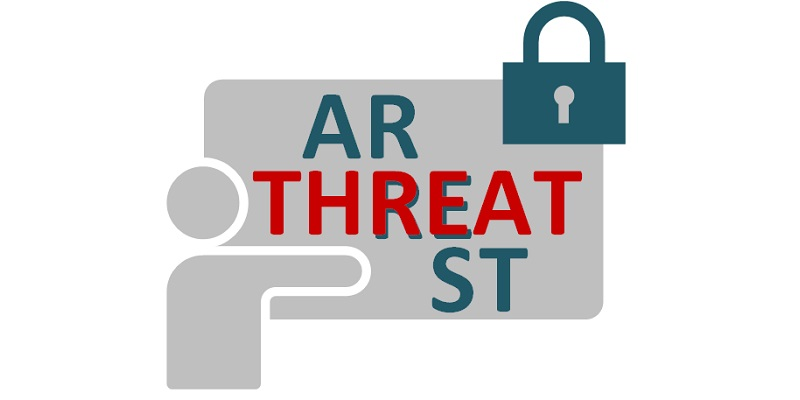 Logo THREAT-ARREST